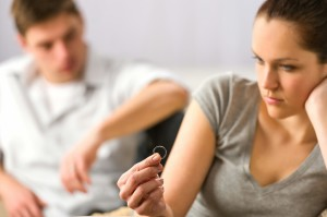 Couple Getting Counseling For Divorce