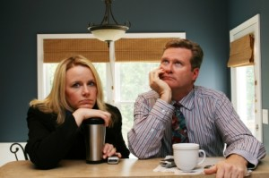 Unhappily Married Couple Needs Counseling